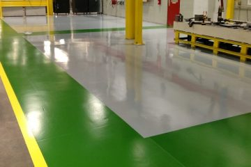 Choose Epoxy Floor Coatings